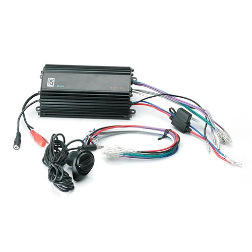 ME60 - 4 Channel, 120 Watt Amplifier with Volume Control
